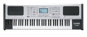 3. Oriental keyboards
